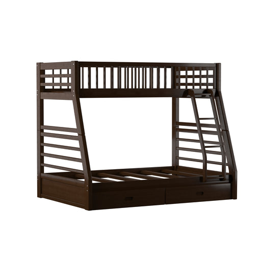 Jason Espresso Bunk Bed (Twin/Full) image