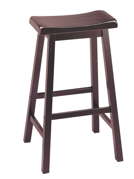 Gaucho Walnut Bar Stool image