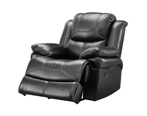 New Classic Flynn Power Glider Recliner in Premier Black image