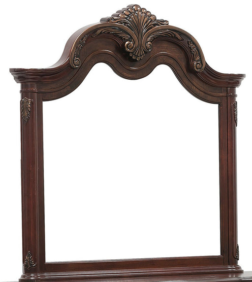 Homelegance Deryn Park Mirror in Cherry 2243-6 image