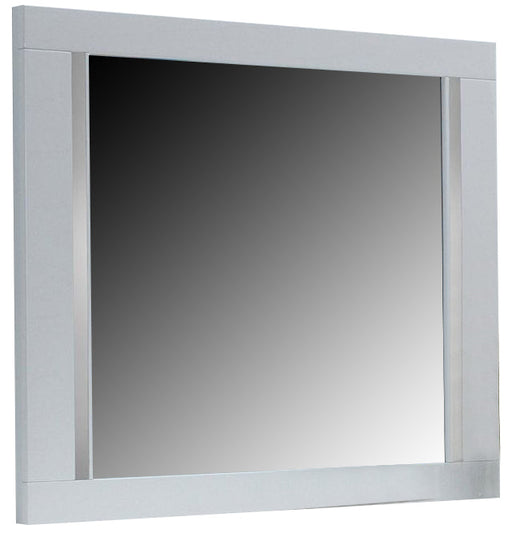New Classic Sapphire Mirror in White B2643-060 image