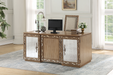 Orianne Antique Gold Desk image