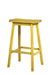 Gaucho Antique Yellow Bar Stool image