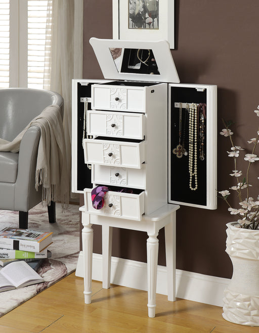 Tammy White Jewelry Armoire image