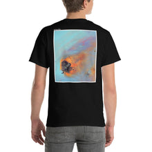 Load image into Gallery viewer, Re-Entry T-shirt, Black, Carto Clothing, Geography Collection