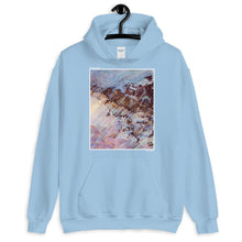 Load image into Gallery viewer, Storm Amid The Calm Hoodie, Light blue, Carto Clothing, Geography