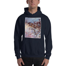 Load image into Gallery viewer, Storm Amid The Calm Hoodie, Navy, Carto Clothing, Geography