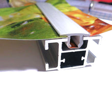 Load image into Gallery viewer, TS32 Package -   4 Aluminum and 4 White PVC Inserts Extrusions