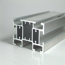 Load image into Gallery viewer, TS44 Package -   4 Aluminum and  4 Clear PVC Inserts Extrusions
