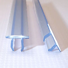 Load image into Gallery viewer, TS23 Package -   6 Aluminum and 6 Clear PVC Inserts Extrusions