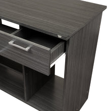 Load image into Gallery viewer, Quatro-2 Engineered Wood Study Desk - Rose Wood Lava