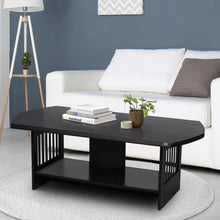 Load image into Gallery viewer, Dewan Coffee Table in Charcoal Oak Colour