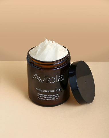 Top Tip for using Pure Shea Butter