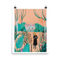 PRINT - Winchester Mystery House