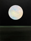 Moon and Water ~ Painting