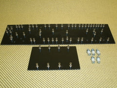 5F6 TWEED BASSMAN Turret Board Set, 5F6A circuit, with cap board, standoffs