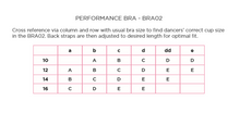 Load image into Gallery viewer, BRA02 Performance Bra
