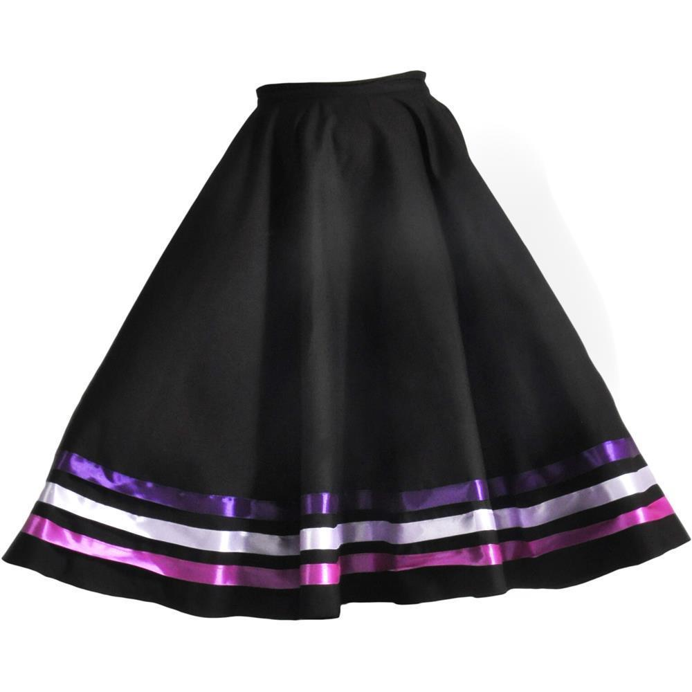 Character Skirt - Wide Trim