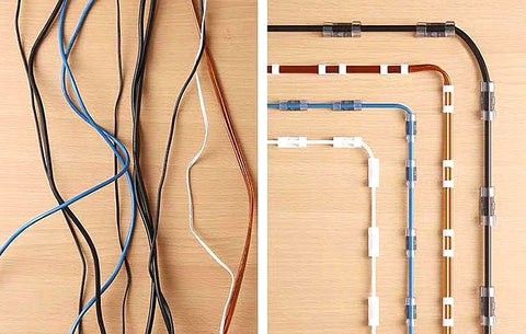 Adhesive Cable Organizers