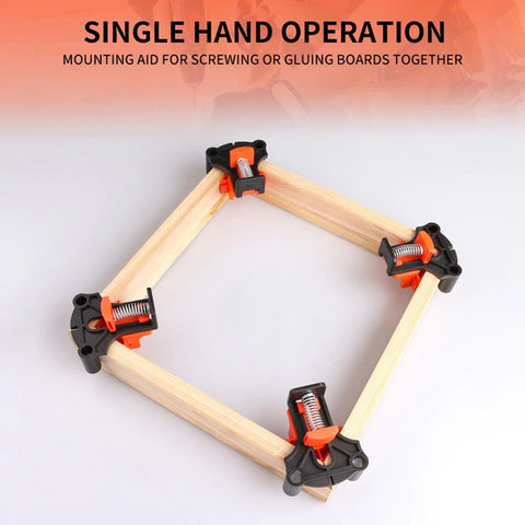 Single Handed Corner Clamps