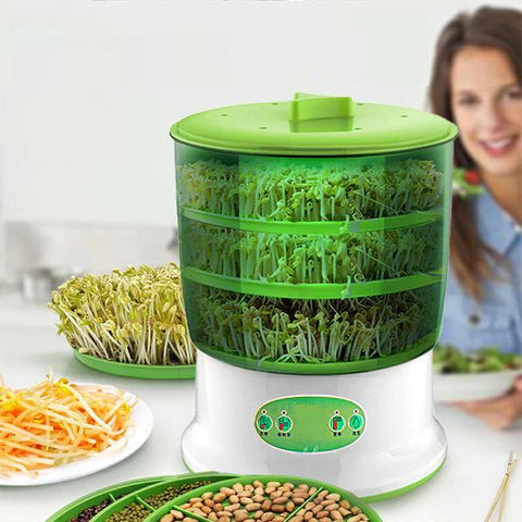 Fast Automatic Sprouting Machine