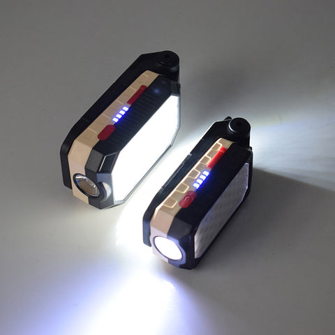 Rechargeable anywhere light.
