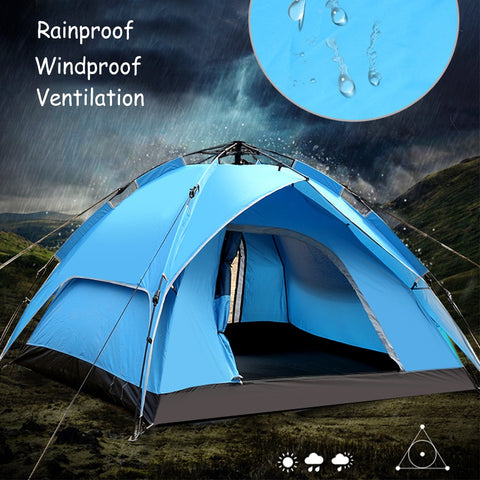 Double Layer Tent
