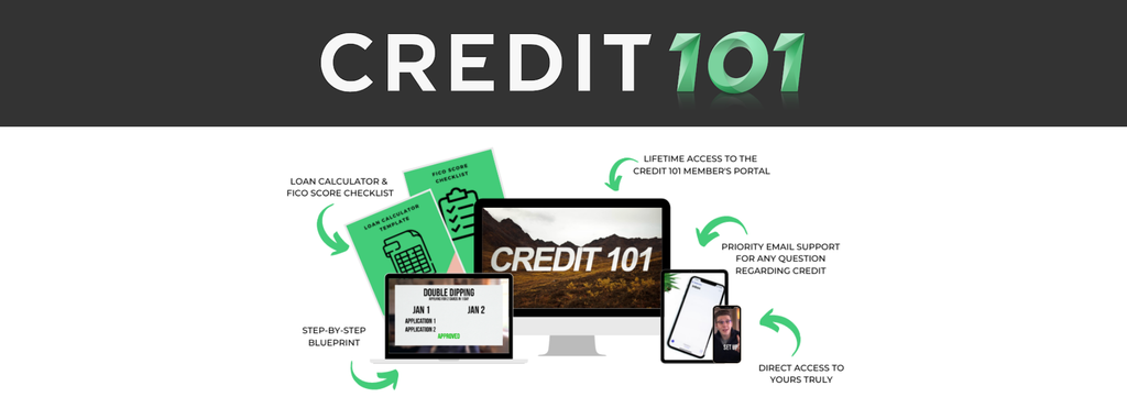 Credit 101 & Buying Real Estate With $0