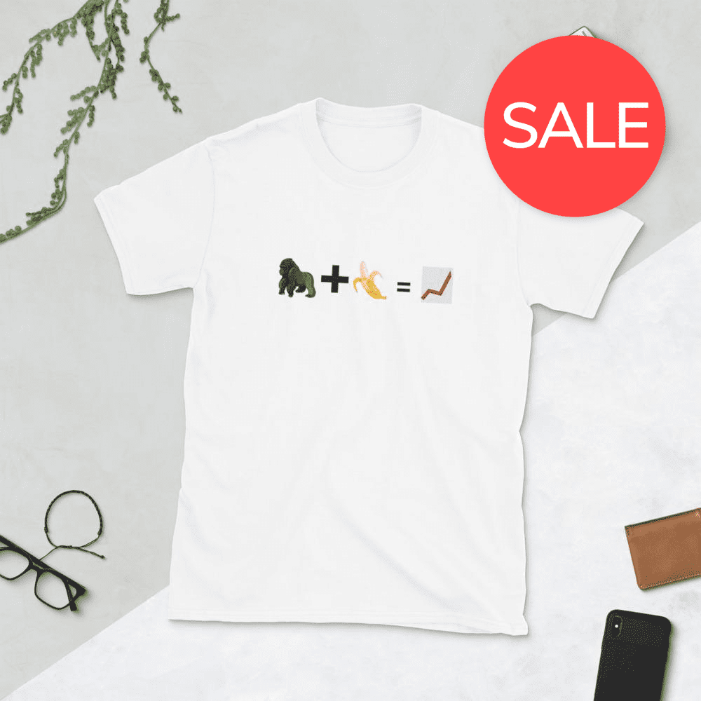 Stocks Explained Unisex T-Shirt