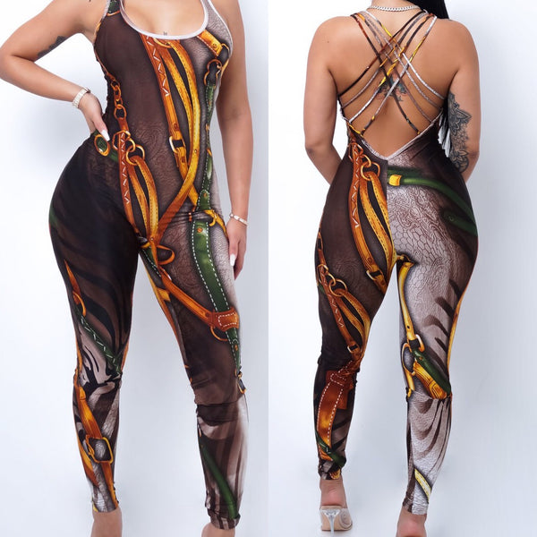 Twisted Jumpsuit