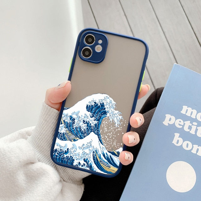 Funda Surf Ocean iPhone