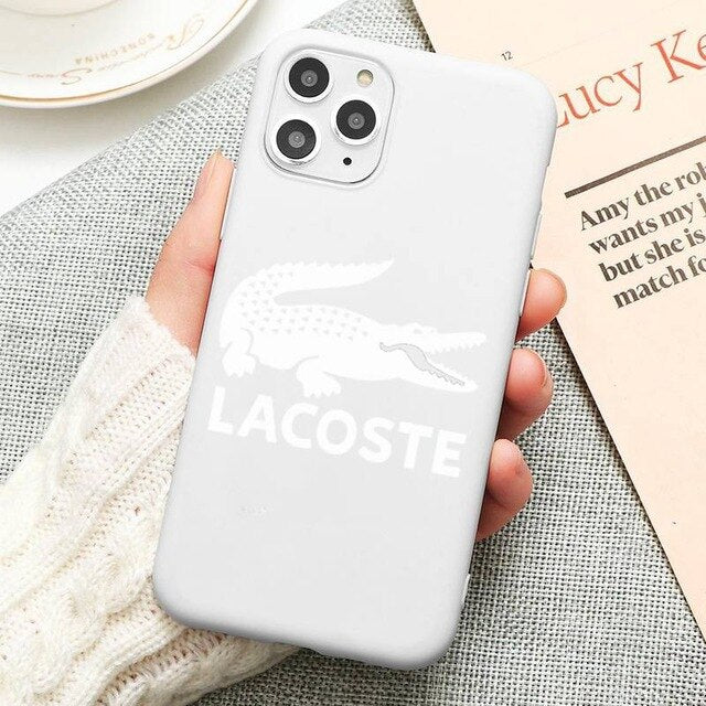 LACOSTE Case for iPhone