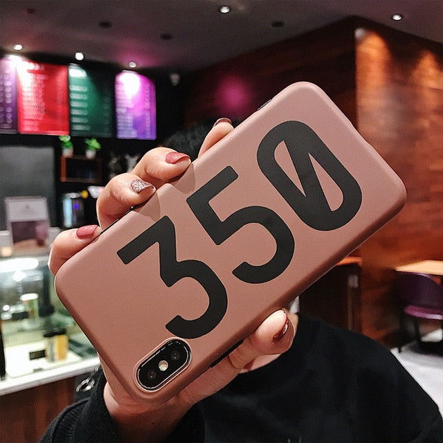 Kanye West BOOST 350 case for iPhone