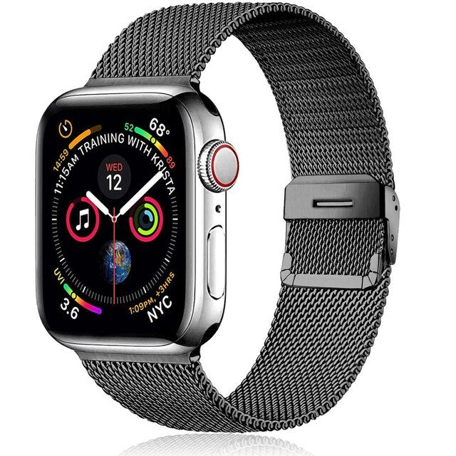 Correa Milanese For Apple watch