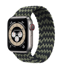 Load image into Gallery viewer, New Nylon Elastic Strap for Apple