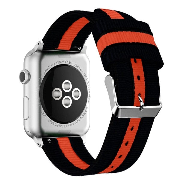 Nylon bands for Apple Watch