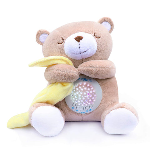 Buy the Baby Sleep Soother Teddy Bear - Ml Trading