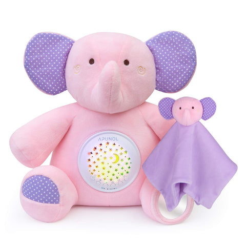 Buy the Best Elephant Baby Sleep Soother With Cry Sensor - Ml Trading