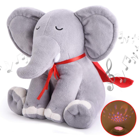 Buy the Baby Sleep Soother Toys: Elephant - Ml Trading