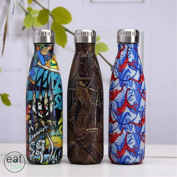Bouteille Isotherme 500ml Grafiti