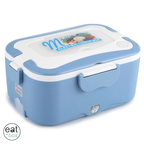 Gamelle Lunch Box Chauffante - Bleu / 24V