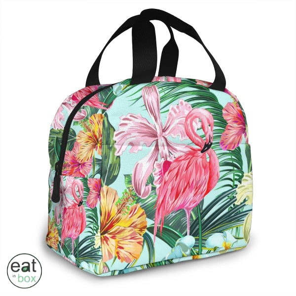 Lunch Bag Isotherme Femme Printanier