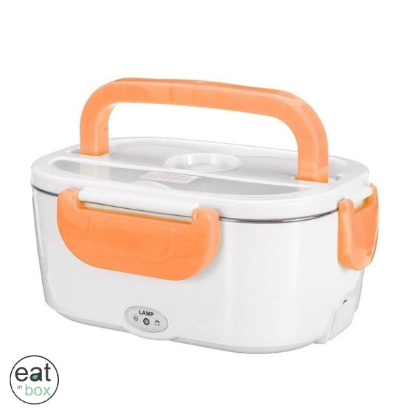 Lunch Box Chauffante 40w Orange