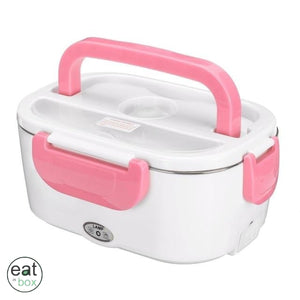 Lunch Box Chauffante 40w Rose