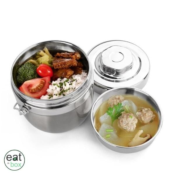 lunch box isotherme inox