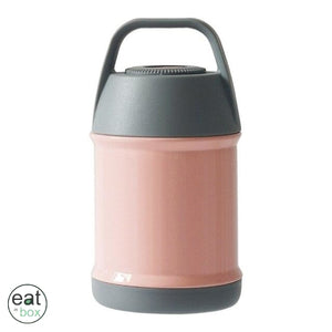 Lunch Box isotherme Inox Rose - 450ml