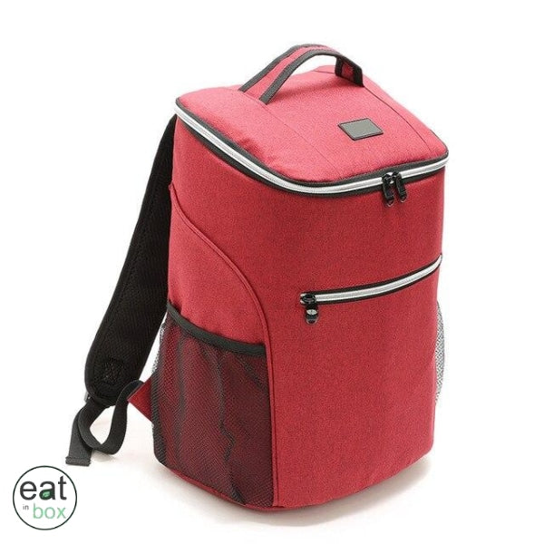 Sac a Dos Isotherme 20L Rouge