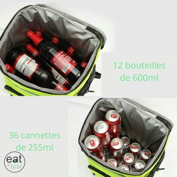 sac isotherme grande contenance