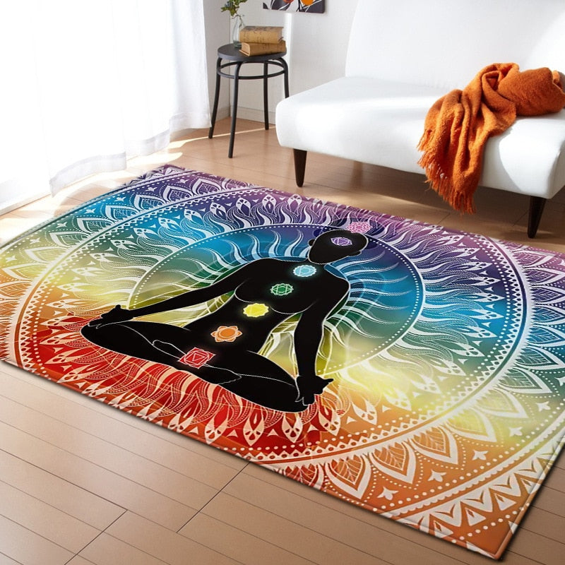Yoga  Rug Carpet