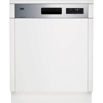 Beko Dishwasher Semi Intergrated DSN26420X - Dishwashers - GardeniaHomecentre